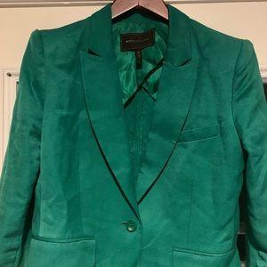 BCBG Green Blazer